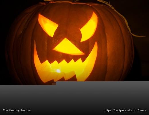 Halloween Jack-o-lantern Pumpkin