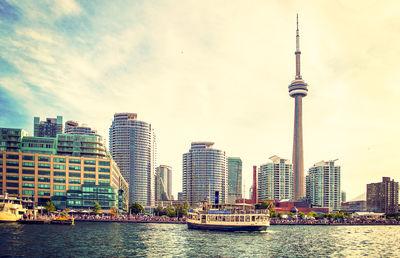 Restaurant Review: CN Tower 360 Restaurant, Toronto, Canada