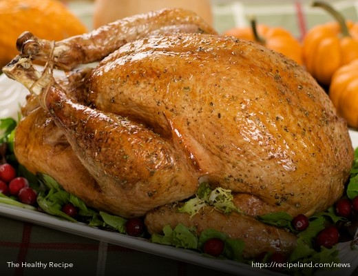 Herb Roasted Thanksgiving Turkey