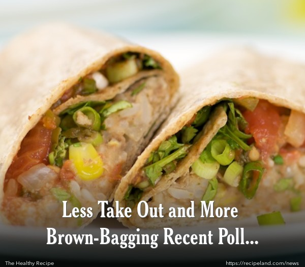 Bean and Brown Rice Burrito