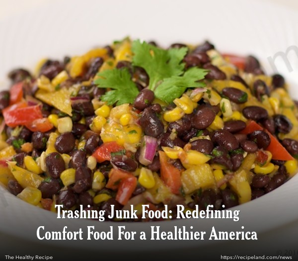 Mango, Black Bean and Corn Salad