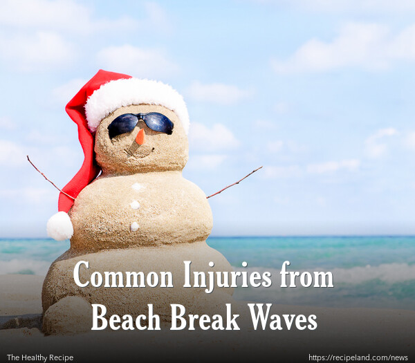 Common Injuries from Beach Break Waves