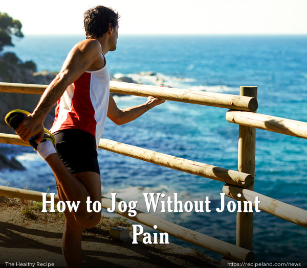 How to Jog Without Joint Pain