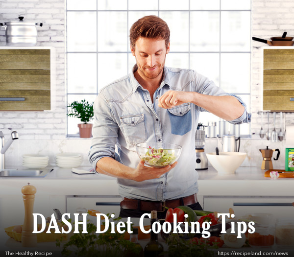 DASH Diet Cooking Tips