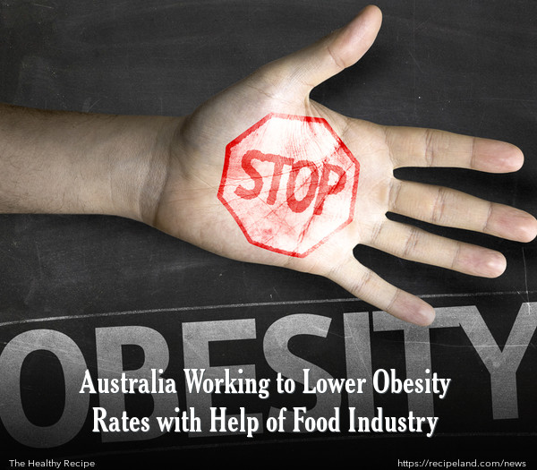 Australia Working to Lower Obesity Rates with Help of Food Industry