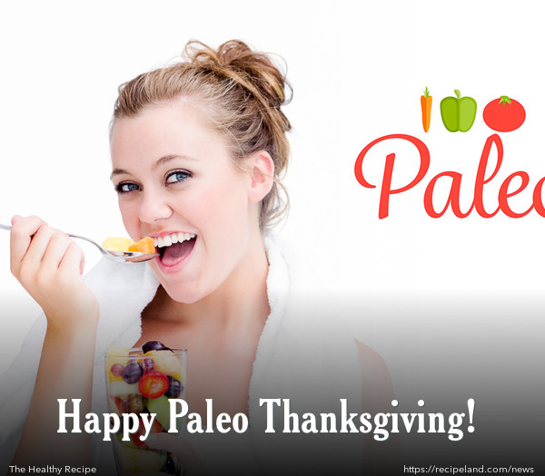 Happy Paleo Thanksgiving!