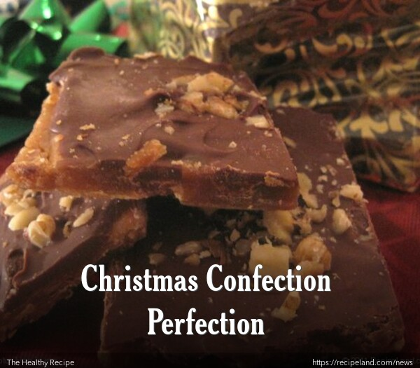 Saltine Candy with Chocolate and Nuts
