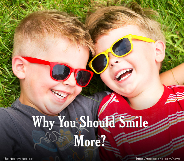Why You Should Smile More?