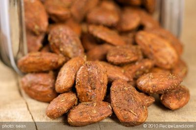 Spanish Spiced Whole Almonds