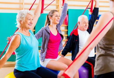 Start Exercising to Stay Young!