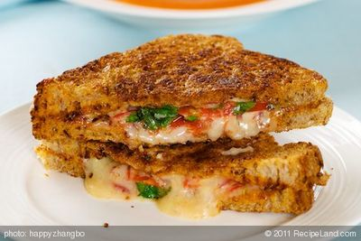 Chipotle Grilled Cheese
