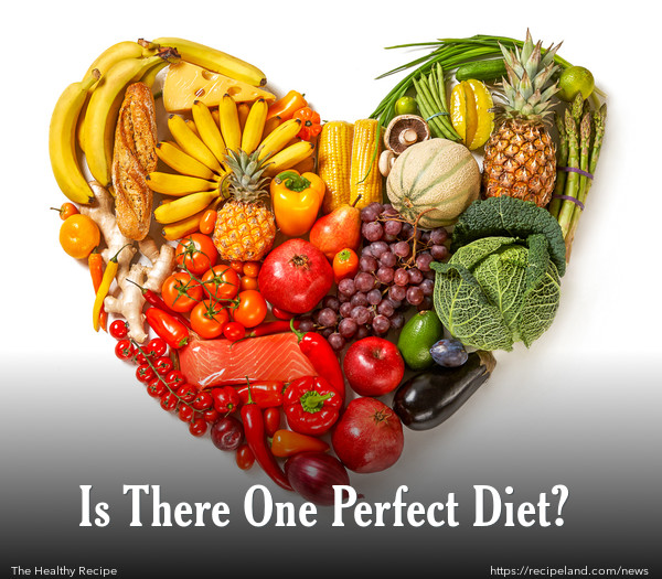 Is There One Perfect Diet?