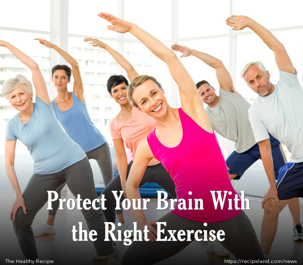 Protect Your Brain With the Right Exercise