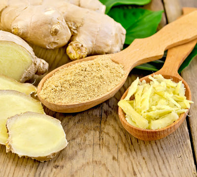 7 Reasons to Fall in Love with Ginger Again