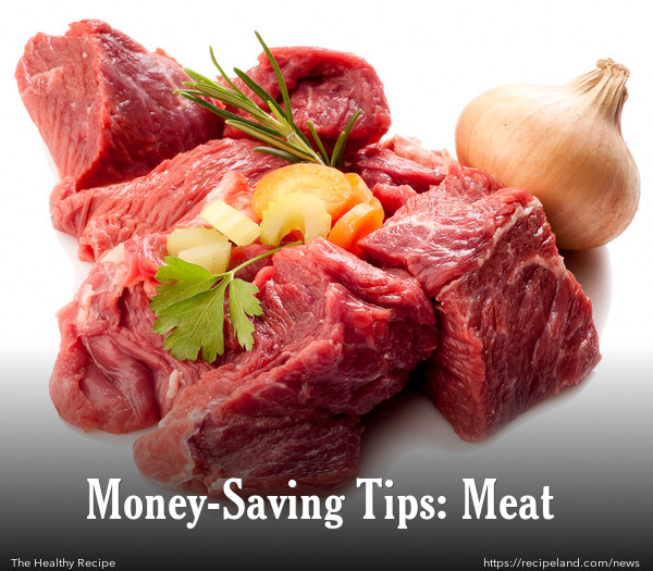 Money-Saving Tips: Meat