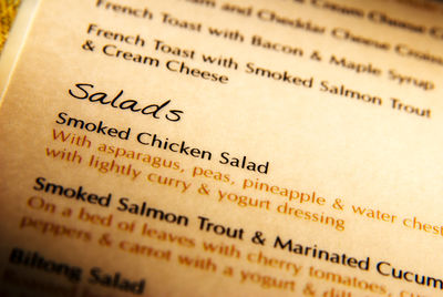 9 Ways Restaurants May Trick You Into Ordering?