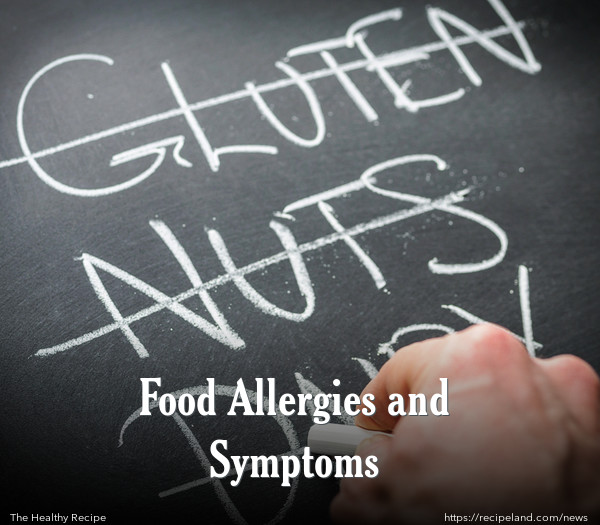 Food Allergies and Symptoms