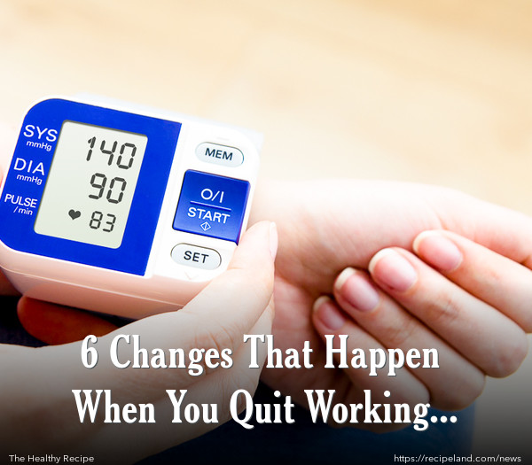 6 Changes That Happen When You Quit Working Out