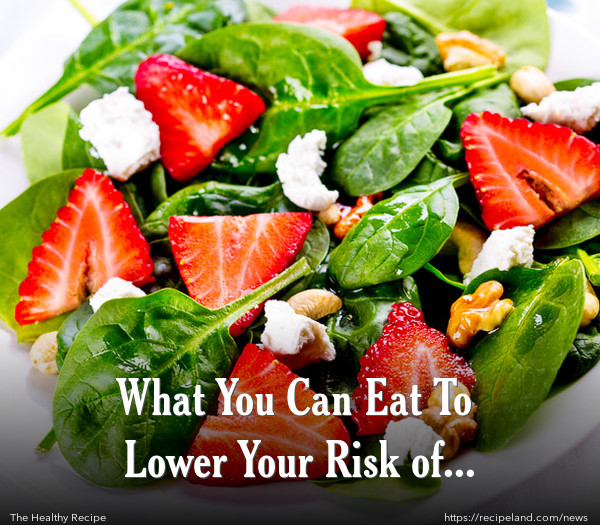What You Can Eat To Lower Your Risk of Alzheimer's