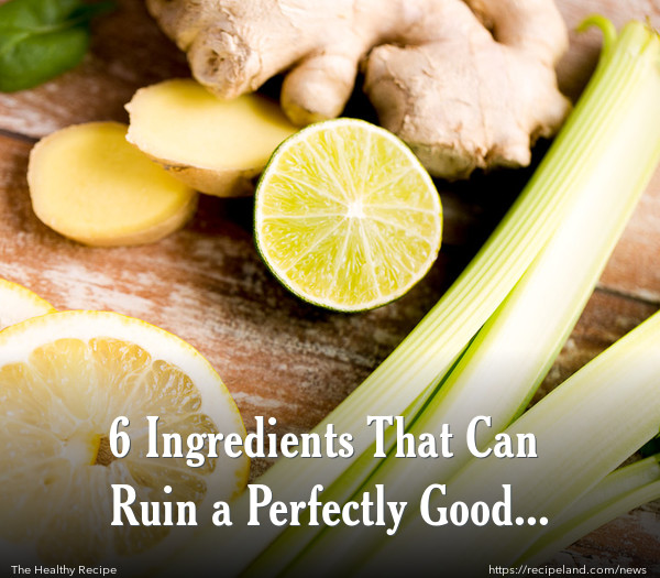 6 Ingredients That Can Ruin a Perfectly Good Smoothie