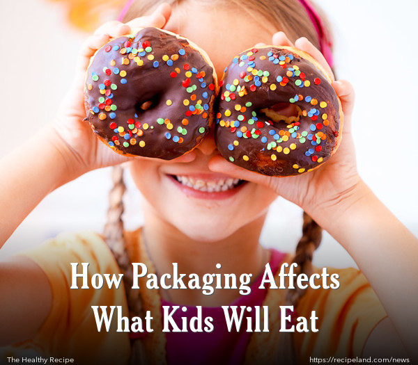 How Packaging Affects What Kids Will Eat