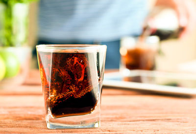 Risk of Belly Fat Increased for Older Adults Who Drink Diet Soda