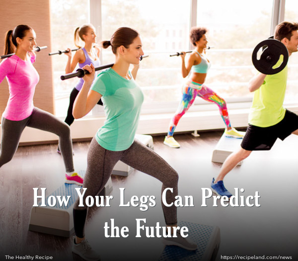 How Your Legs Can Predict the Future