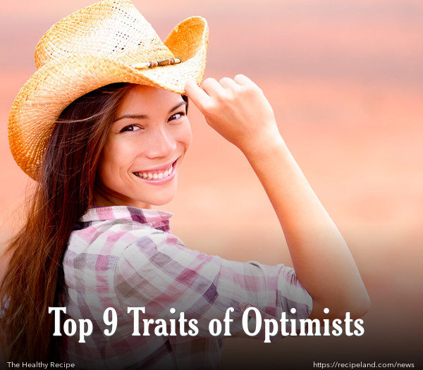 Top 9 Traits of Optimists