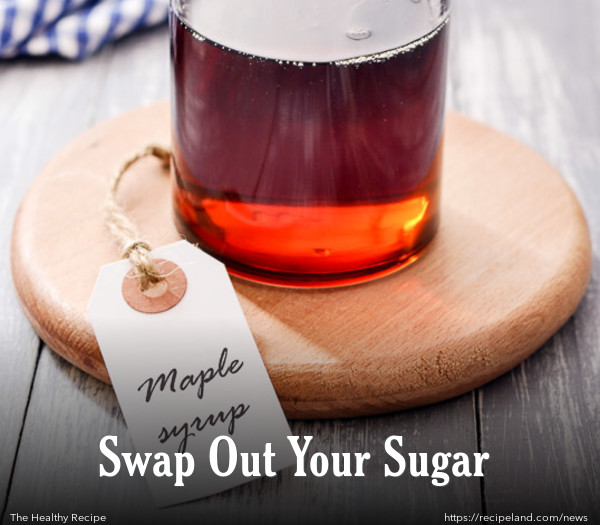 Swap Out Your Sugar
