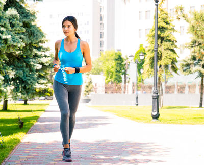 Is Your Walking Workout Too Easy?