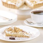 Bailey's Irish Cream Mousse Pie