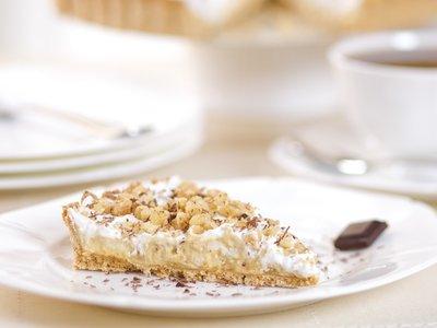 Bailey's Irish Cream Mousse Pie
