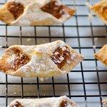 Kifli (Hungarian Walnut Cookies)