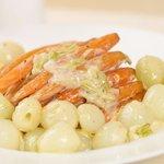 Baby Carrots and Onions in Cream (Irish)