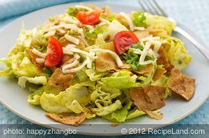 Schulz's Guacamole Salad