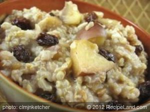 Multi-Grain Hot Cereal for Crockpot