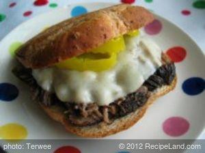 Terry's Italian Crockpot Beef
