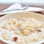 Brown Rice Pudding Recipe for the Crockpot