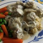 Crockpot Swedish Meatballs