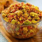 Roasted Corn and Avocado Salsa