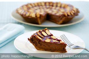 Chocolate Maple Pie