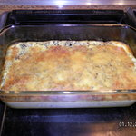Wild Rice Spoon Bread