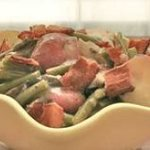 Crockpot Potatoes and Green Beans