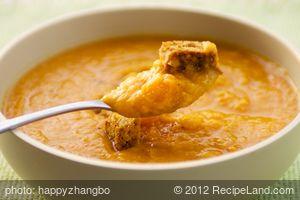 Fabulous Chick-Pea Soup