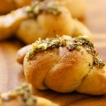 Yummy Garlic Knots