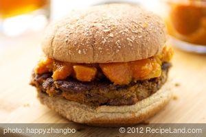 Spicy Lentil Burgers