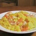 Crockpot Shrimp and Grits