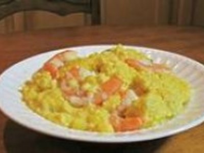 Crockpot Shrimp and Grits