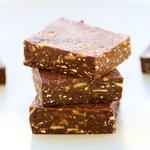 Chocolate-Cocoa Prune Squares