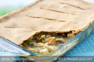 Tofu Pot Pie